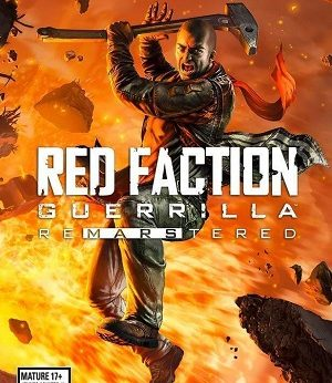 Red Faction guerrilla facts