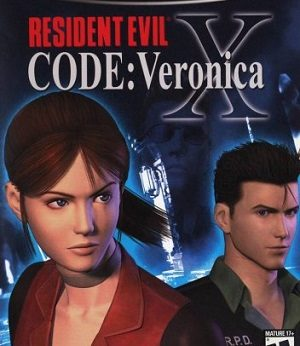 Resident Evil Code Veronica X facts