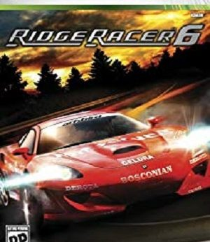 Ridge Racer 6 facts