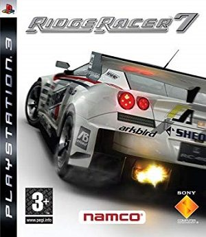 Ridge Racer 7 facts