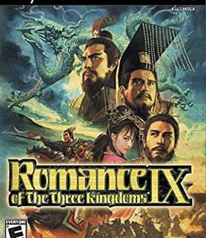 Romance of the Three Kingdoms IX facts