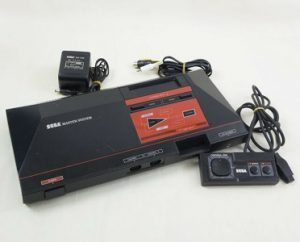 Sega Master System console facts