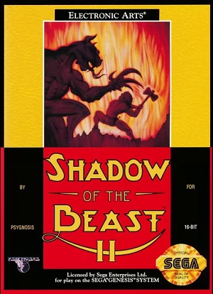 Shadow of the Beast ii facts