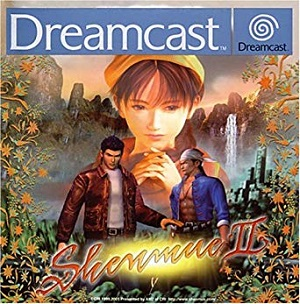 Shenmue II facts