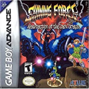 Shining Force Resurrection of the Dark Dragon facts