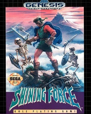 Shining Force facts