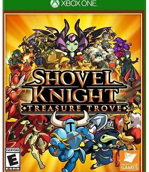 Shovel Knight Treasure Trove facts
