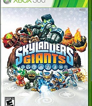 Skylanders Giants facts