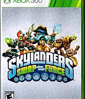 Skylanders Swap Force facts