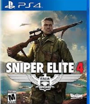 Sniper Elite 4 facts