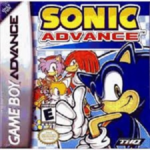 Sonic Advance facts