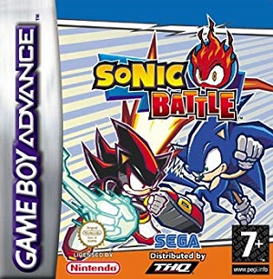 Sonic Battle facts