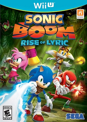 Sonic Boom Rise of Lyric facts