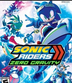 Sonic Riders Zero Gravity facts