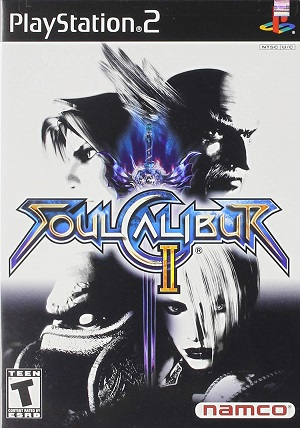 Soulcalibur II facts