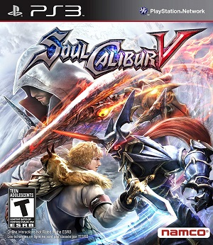Soulcalibur V facts