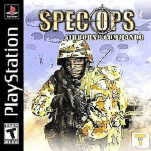 Spec Ops Airborne Commando facts