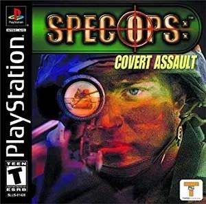 Spec Ops Covert Assault facts