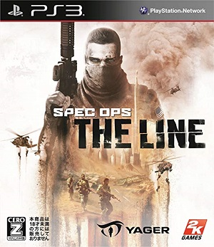 Spec Ops The Line facts