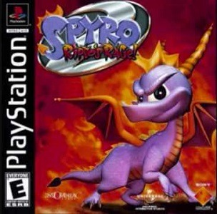 Spyro 2 Ripto's Rage! facts