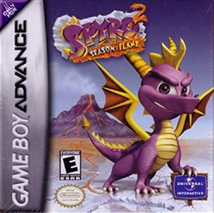 Spyro 2 Season of Flame facts