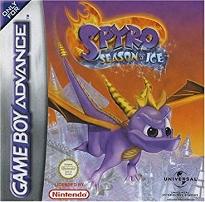 Spyro Season of Ice facts