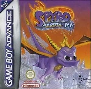 Spyro Season of Ice facts