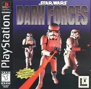 Star Wars Dark Forces facts