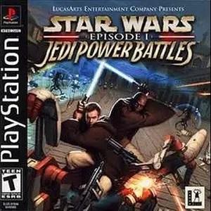 Star Wars Episode I Jedi Power Battles facts