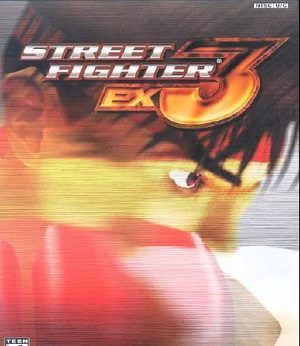 Street Fighter EX3 facts