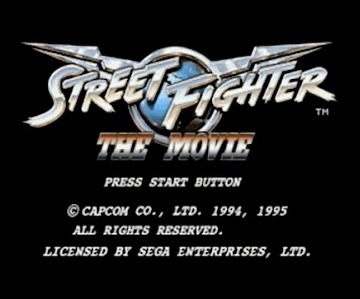 Street Fighter The Movie facts