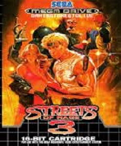 Streets of Rage 3 facts