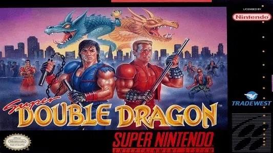 Super Double Dragon facts