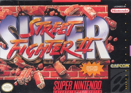 Super Street Fighter II facts