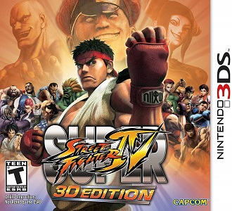 Super Street Fighter IV 3D Edition facts