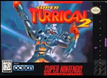 Super Turrican 2 facts