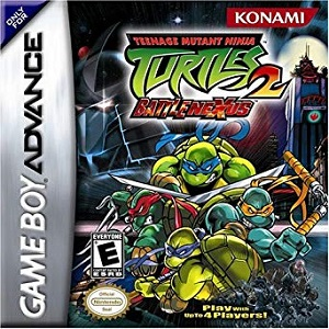 Teenage Mutant Ninja Turtles 2 Battle Nexus facts