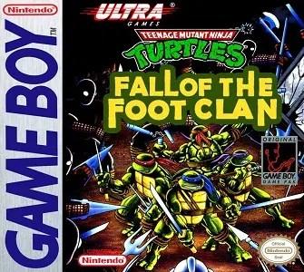 Teenage Mutant Ninja Turtles Fall of the Foot Clan facts