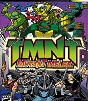 Teenage Mutant Ninja Turtles Mutant Melee facts