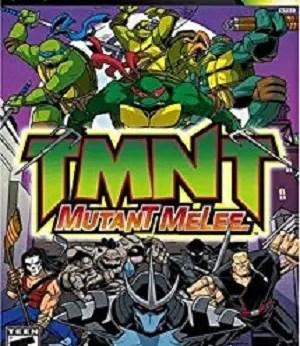 Teenage Mutant Ninja Turtles Mutant Melee facts