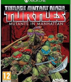 Teenage Mutant Ninja Turtles Mutants in Manhattan facts
