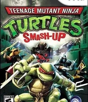 Teenage Mutant Ninja Turtles Smash-Up facts