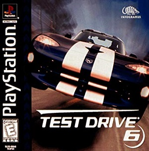 Test Drive 6 facts