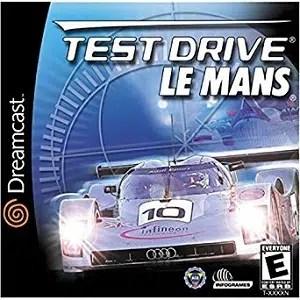 Test Drive Le Mans facts
