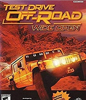 Test Drive Off-Road Wide Open facts