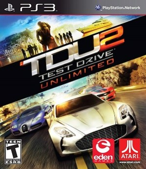 Test Drive Unlimited 2 facts