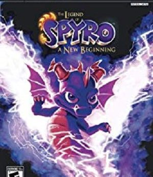 The Legend of Spyro A New Beginning facts