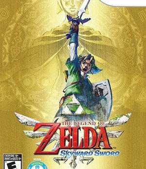 The Legend of Zelda Skyward Sword facts