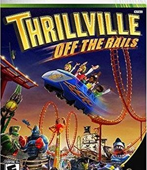 Thrillville Off the Rails facts