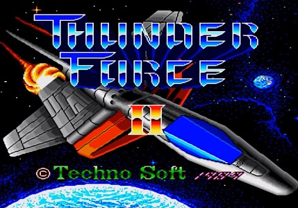 Thunder Force II facts